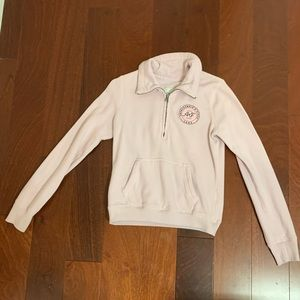 Abercrombie and Fitch QUARTER ZIP!